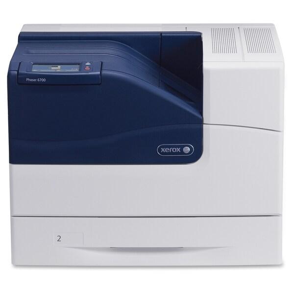 Xerox Phaser 6700N Laser Printer - Color - 2400 x 1200 dpi Print - Pl