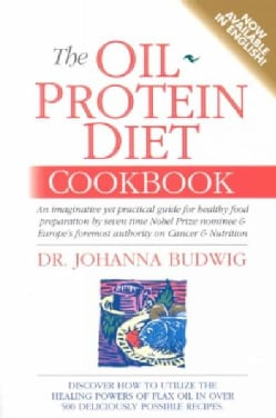 The Oil Protein Diet Cookbook (Paperback)