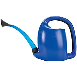 OXO Outdoor Blue 2-gallon Pour-and-Store Watering Can