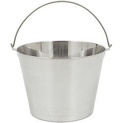 Bayou Classic Stainless 2.5-gallon Beverage/Ice Bucket