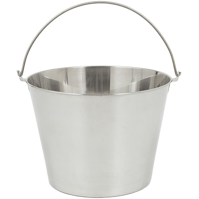 Bayou Classic Stainless 3.5-gallon Beverage/Ice Bucket