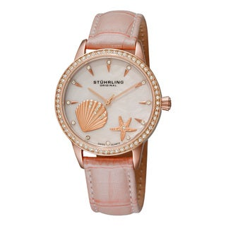 Stuhrling Original Women's Verona La Playa Swiss Quartz Watch