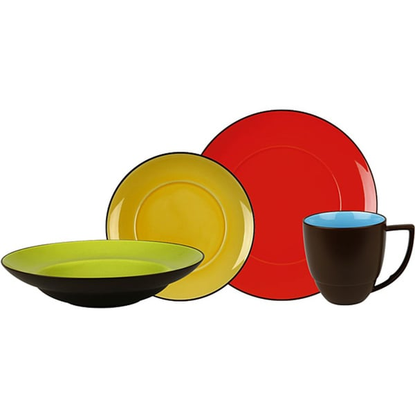 Weachtersbach Duo Place Setting 16-Piece 8595458