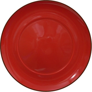 Waechtersbach Duo Chili Dinner Plates (Set of 4)