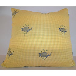 Bubbles Spray Decorative Pillow
