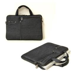 Sumdex DNN-005 15-inch Slim Briefcase for Macbook Pro, Laptops, iPad 2