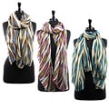 LA77 Waves 68-inch Scarf