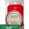 Southern Made Candles 26-oz Apothecary Christmas Hearth Soy Candle