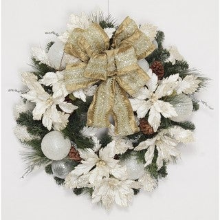 Traditional Holiday Wreath