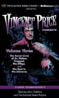 Vincent Price Presents: A Radio Dramatization (CD-Audio)