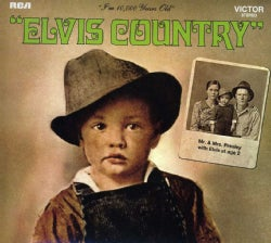 Elvis Presley - Elvis Country (Legacy Edition)