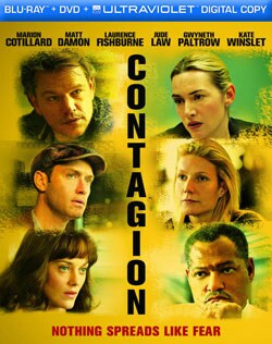 Contagion (Blu-ray/DVD)
