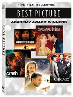 Best Picture Academy Award Winners (DVD)