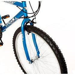 Titan Pioneer Men's Blue 12-Speed Mountan Bike