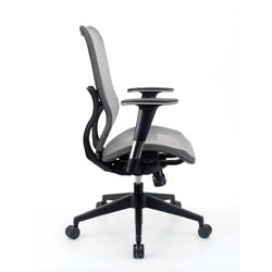 Ergonomic Mesh Height-adjustable Swivel Office Chair