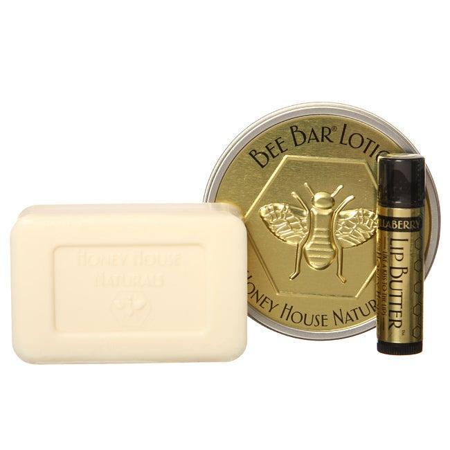 Soap 3-piece Gift Set