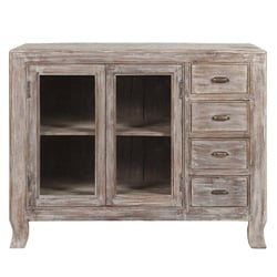 Dean 4 Drawe/2 Door Sideboard