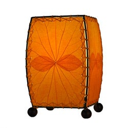 Tangerine Mini Alibangbang Table Lamp (Philippines)
