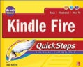 Kindle Fire QuickSteps (Paperback)