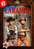 Laramie The Second Season (DVD)