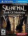 Ps Vita - Silent Hill Book Of Memories