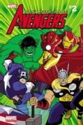 The Avengers: Earth's Mightiest Heroes! Comic Reader 2 (Paperback)
