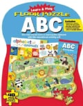 Learn & Play: Floor Puzzle ABC: Give Kids a Head Start on Learning the Alphabet With This Educational Activity Set!