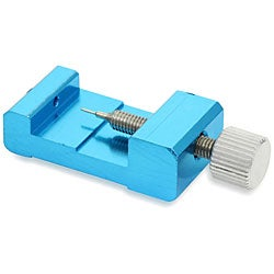 Blue Aluminum Watch-band/Bracelet Link-pin Removal Tool for Resizing