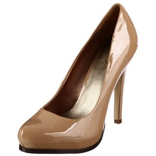 MIA Women's 'Whitney' Natural Pumps