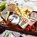 White Wine Cheese Pairing Upgrade Gift Assortment