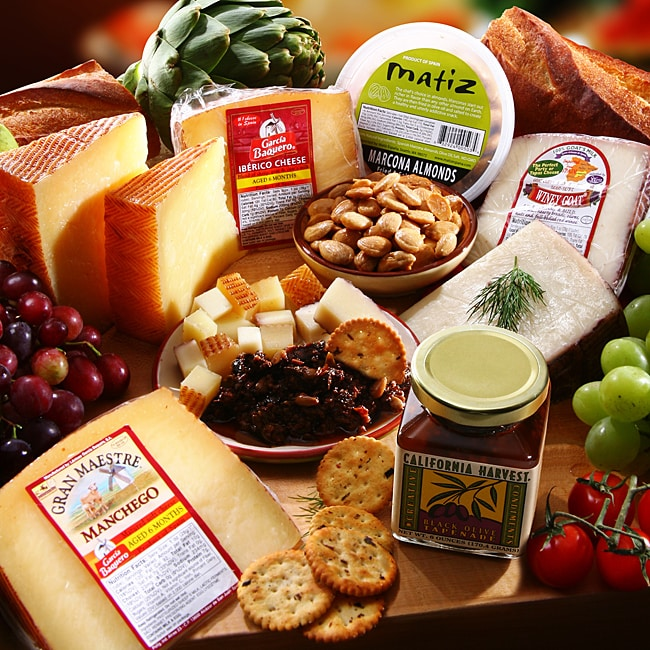 Spanish Cheese Gift Collection