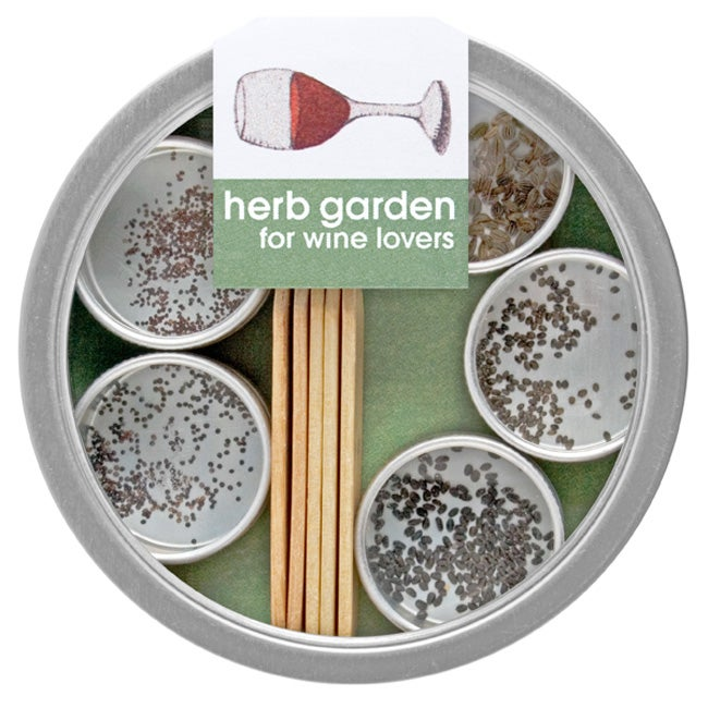 Herbs for Wine Lovers Garden Kit