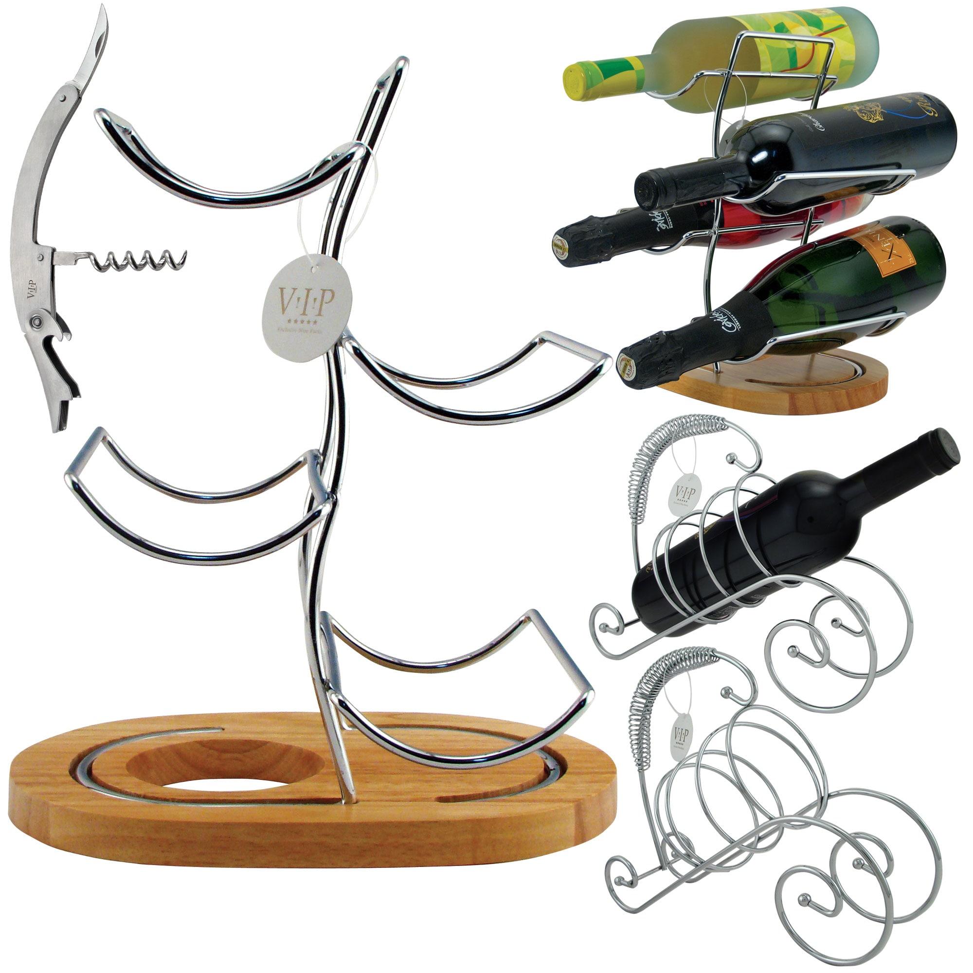 Table Top Wine Rack Set