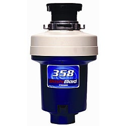 Waste Maid 1/2 HP Heavy-Duty Disposer