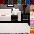 Woven Stellar Plush Shag Rug (5&#39;3 x 7&#39;6)