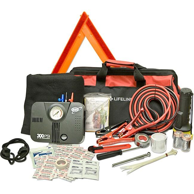 Lifeline DOT Road Safety Kit (67 Piece)