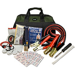Emergency Roadside Safety Kit (34-Pieces)