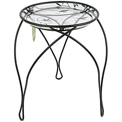 'The Elegance' Plant Stand, Black (17