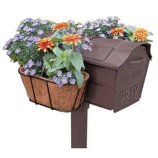 Flower Garden Mailbox Planter