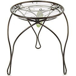 'The Elegance' Plant Stand, Dark Bronze (13