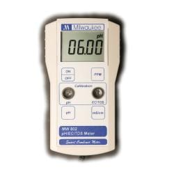 Milwaukee MW802 Smart Ph/Ec/Tds Combined Meter