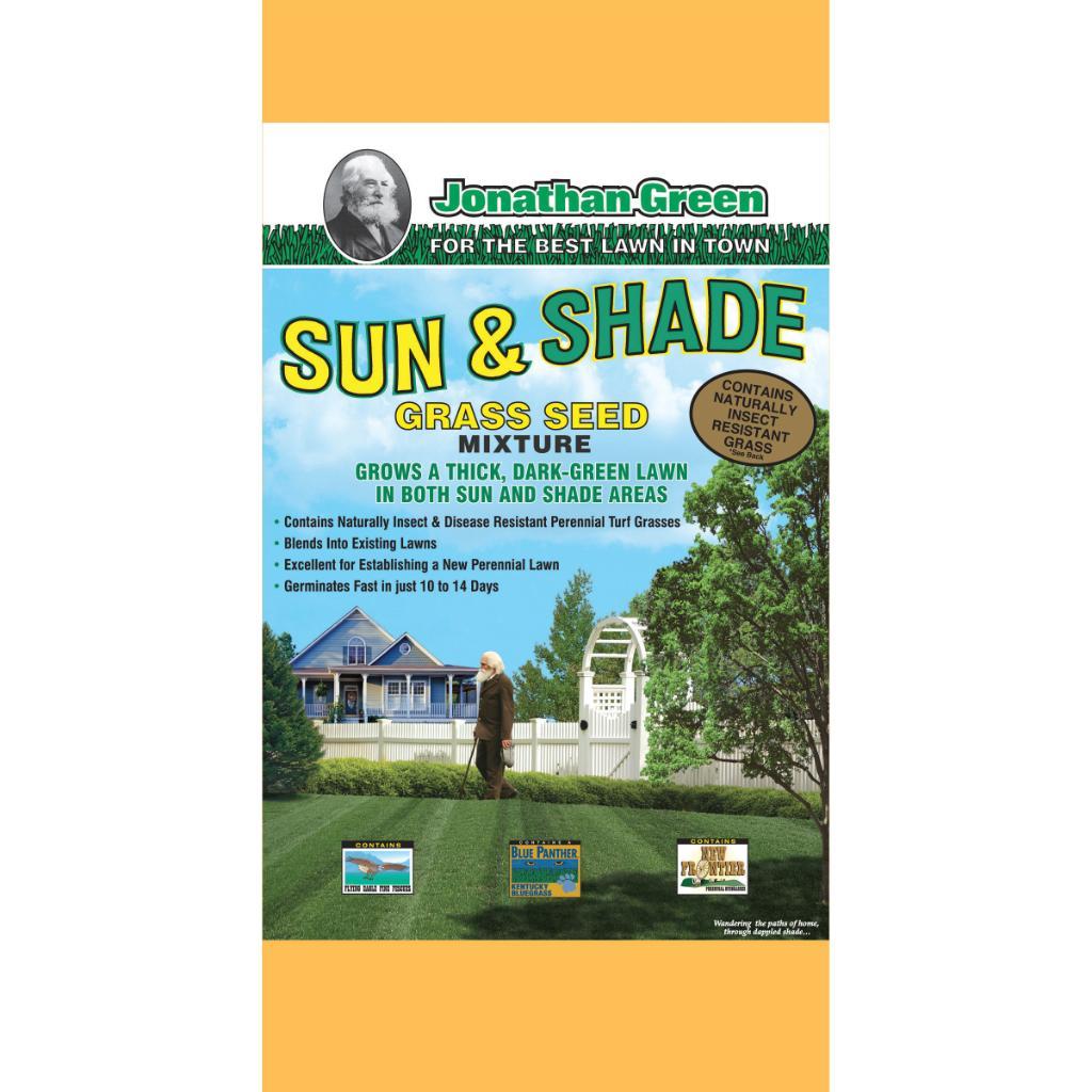 Jonathan Green Sun & Shade Grass Seed Mix #7