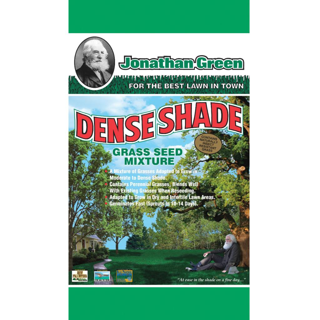 Jonathan Green Shade Grass Seed Mix, Dense #7