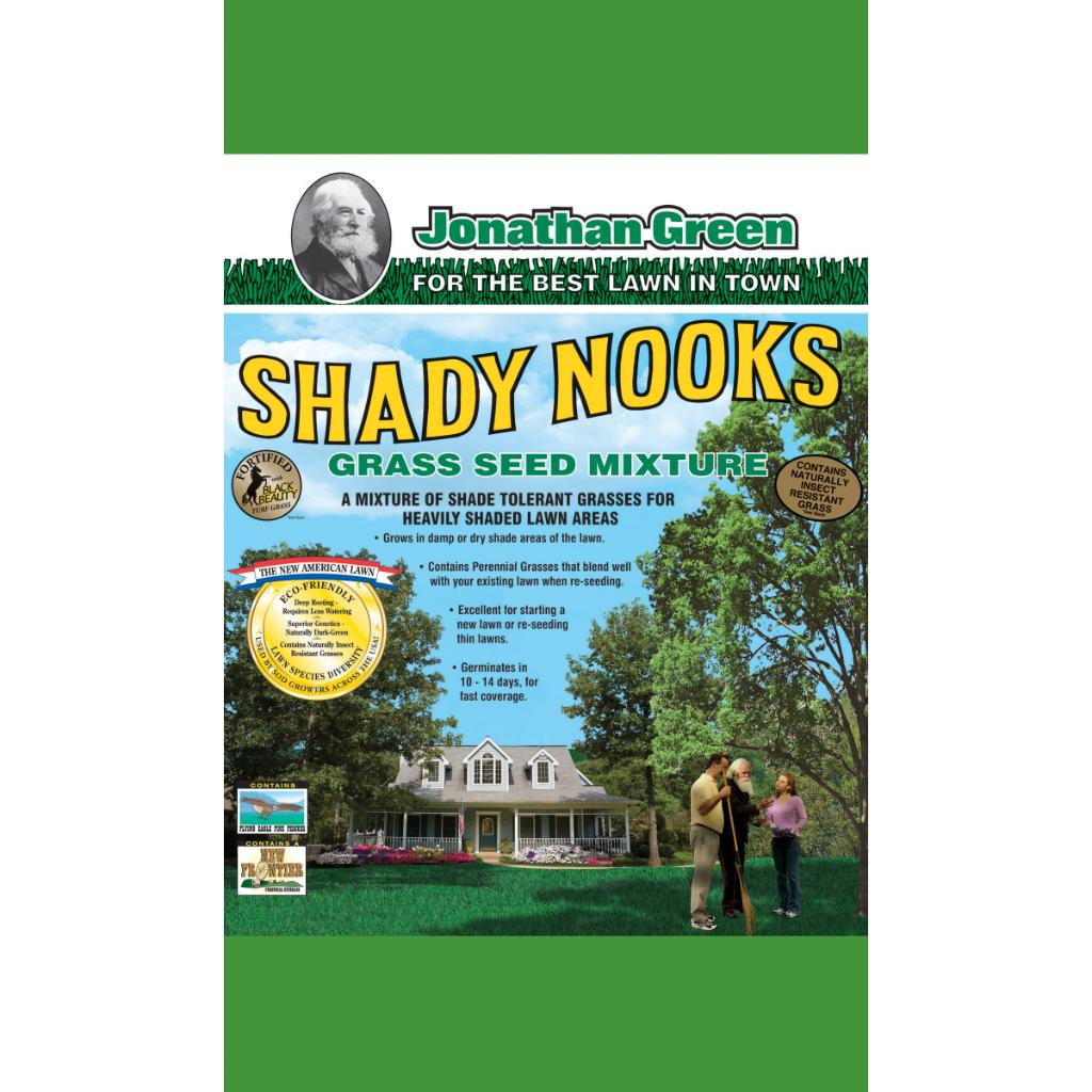Jonathan Green 'Shady Nooks' No. 7 Grass Seed Mix