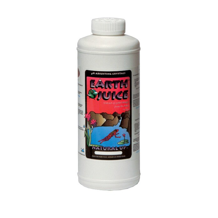 'Earth Juice' Natural Up Plant food, 2 Pounds.