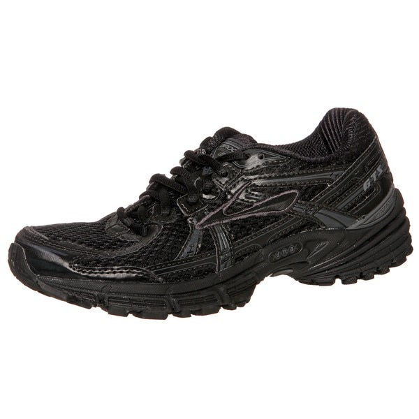 Brooks Women's 'Adrenaline GTS 11' Black Shadow Athletic Shoes
