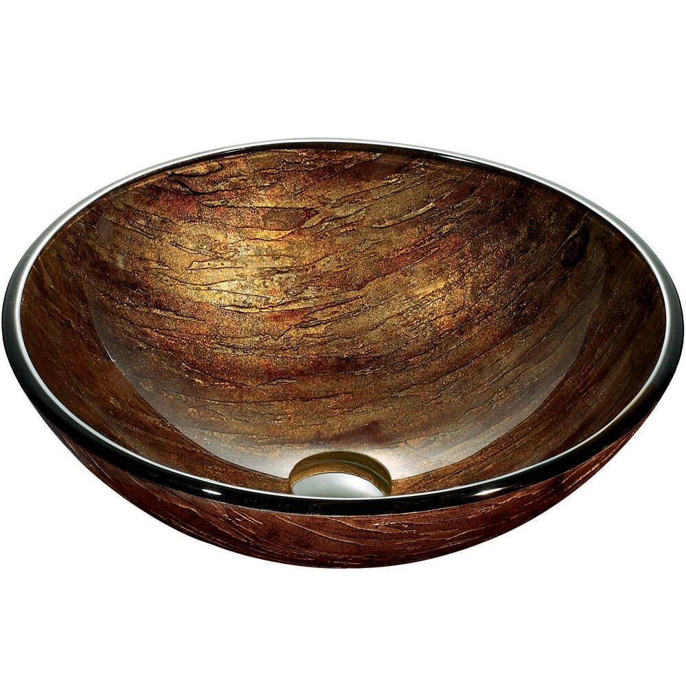 Bathroom Basin Bowls : ... Bathroom Sink - Overstock Shopping - Great Deals on Vigo Bathroom