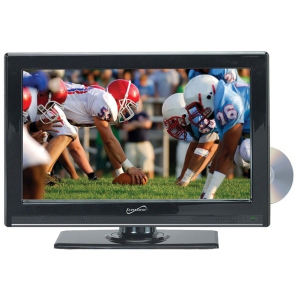 Supersonic 22-inch AC/DC 12 Volt 1080p LED TV/ DVD Combo
