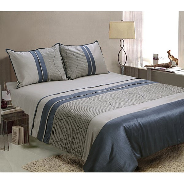 Jenny George Designs Zuma 4-piece Full-size Comforter Set