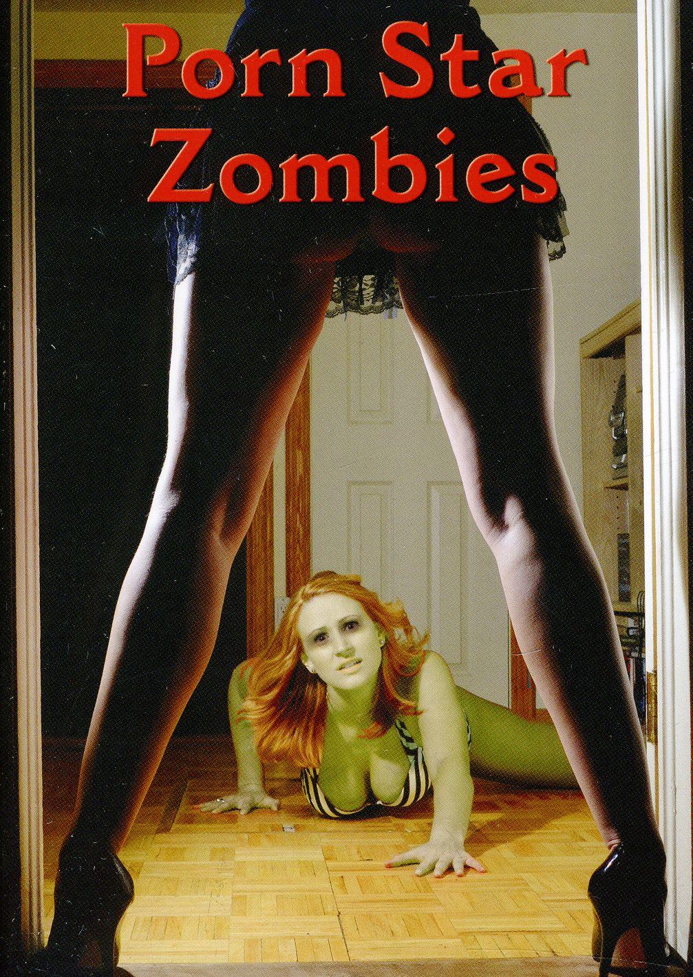 Porn Star Zombies (DVD)